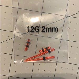 Red 12g gauges
